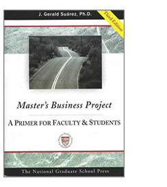 National Graduate School - Master's Business Project