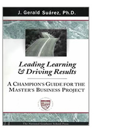 The National Graduate School Press, Master's Business Project - Leading Learning & Driving Results